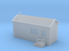 'N Scale' - Yard Manager Building in Frosted Ultra Detail