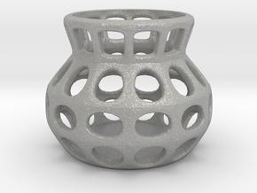 basket in Aluminum