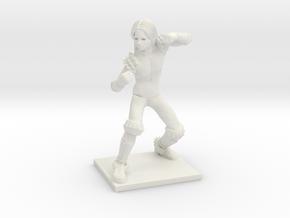 Darkelves 03 - Blitzer in White Strong & Flexible