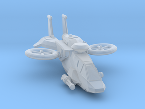 ARVX-1C Arapaho in Smooth Fine Detail Plastic