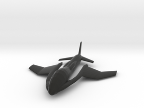 Flash Bandit UAV in Black Natural Versatile Plastic
