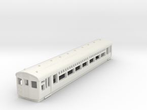 o-148-lner-driver-3rd-coach in White Natural Versatile Plastic