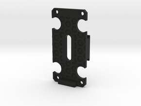 11015R0 S Power+Fix Race in Black Natural Versatile Plastic