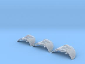Death Glider set: 1/700 scale in Smooth Fine Detail Plastic