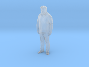 Printle C Homme 360 - 1/76 - wob in Smooth Fine Detail Plastic