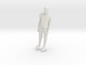 Printle C Kid 026 - 1/35 - wob in White Natural Versatile Plastic