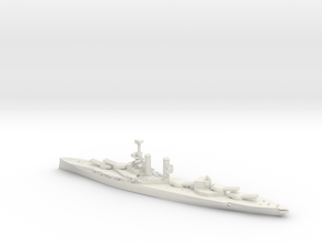 HMS iron duke 1//1800 in White Natural Versatile Plastic
