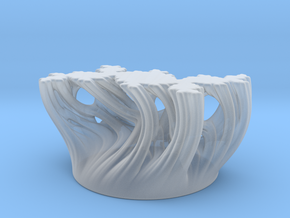 Solid partial Julia sweep in Smooth Fine Detail Plastic