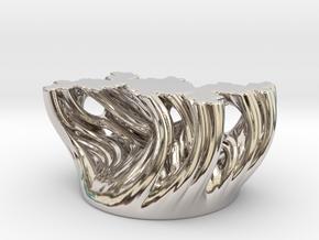 Solid partial Julia sweep in Platinum