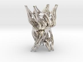 2 kinds of Julia set (thin) in Platinum