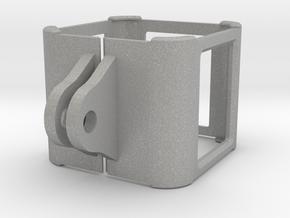 GoPro frame in Aluminum