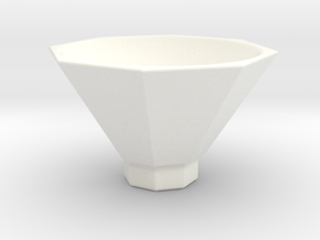 PRINTSTRUMENT20 in White Processed Versatile Plastic