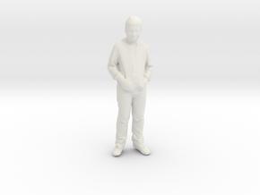 Printle C Kid 030 - 1/43.5 - wob in White Natural Versatile Plastic