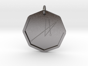 Tiriel Intelligence of Mercury in Polished Nickel Steel
