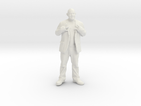 Printle C Homme 280 - 1/43.5 - wob in White Natural Versatile Plastic