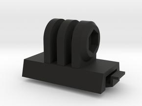 GoPro ACH-ARC Mount Adapter (Side Tilting) in Black Natural Versatile Plastic