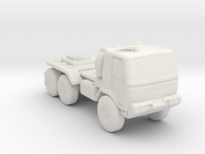M1088 Tractor 1:220 scale in White Strong & Flexible
