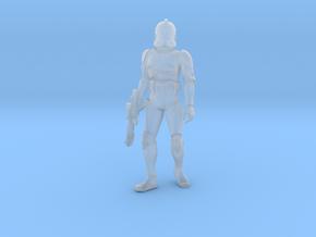 1/48 Trooper Walking in Smoothest Fine Detail Plastic