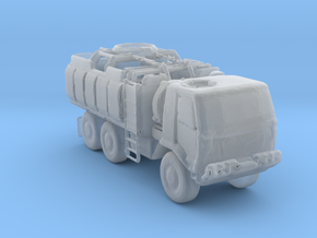 M1083 Check Point Truck 1:220 scale in Smooth Fine Detail Plastic