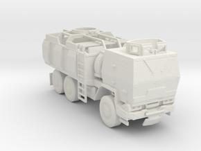 M1083 UA Check Point Truck 1:160 scale in White Natural Versatile Plastic