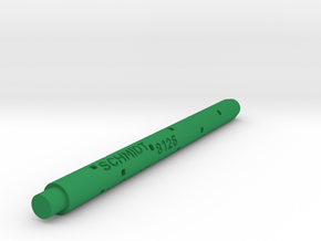 Adapter: Schmidt 8126 To Coleto in Green Processed Versatile Plastic
