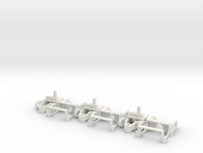 PDUhB_3x in White Strong & Flexible