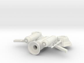 Experimentals 2 3 5 in White Natural Versatile Plastic