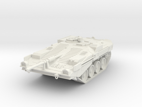 MV17A Strv 103B w/Dozer Blade (28mm) in White Natural Versatile Plastic