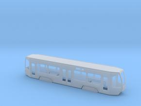 Niederflurbeiwagen NB4/4NBWE in Frosted Ultra Detail: 1:120 - TT