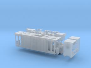 O+K MEC502 in Smoothest Fine Detail Plastic