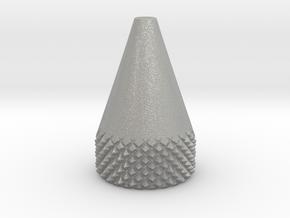 Cone .375 Inch O.D. in Aluminum