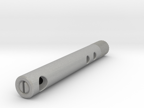 "Mitchell Stylus Brush (.375"" Diameter) in Aluminum"