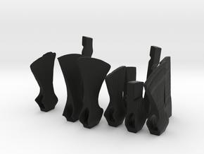 Axe Storyboard10 in Black Natural Versatile Plastic