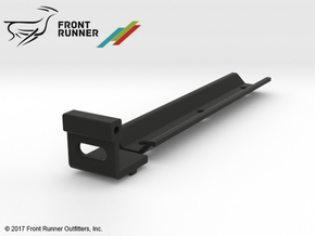 FR10027 Front Runner Bike Mount in Black Natural Versatile Plastic