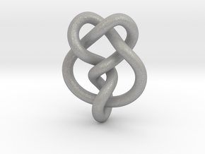 Miller institute knot (Circle) in Aluminum: Extra Small