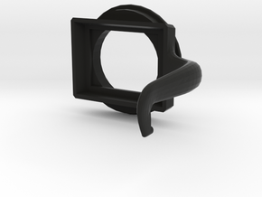 Eyecup adapter for X100F in Black Natural Versatile Plastic
