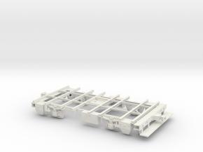 S2m-191a  SKL24 Fahrwerk in White Natural Versatile Plastic