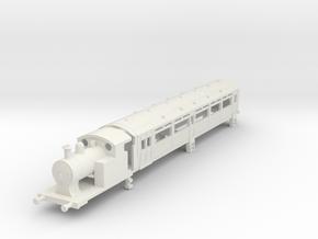 o-148-l-y-steam-railmotor1 in White Natural Versatile Plastic