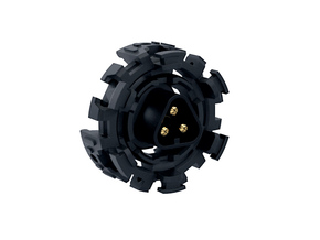 HILT MT30 Connector Holder MHS-V2 PLASTIC in Black Strong & Flexible