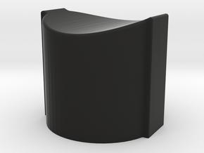 SPRING CAP.1 in Black Natural Versatile Plastic