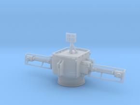 1/200 DKM 10.5m Rangefinder (fore) in Smooth Fine Detail Plastic