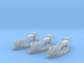 1/200 DKM Towing Fairlead in Smooth Fine Detail Plastic