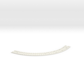 O gauge Direct F 12 RADIUS track in White Strong & Flexible