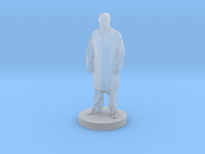 Printle T Homme 047 - 1/87 in Smooth Fine Detail Plastic