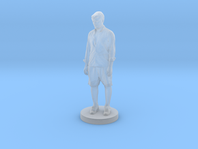 Printle C Homme 083 - 1/72 in Smooth Fine Detail Plastic