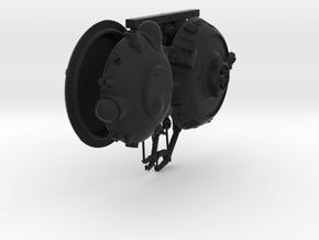 1/24 Probe Droid in Black Natural Versatile Plastic