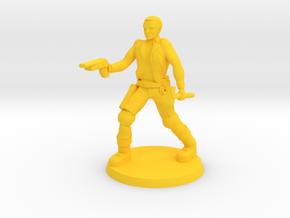Galen Bounty Hunter (A) in Yellow Processed Versatile Plastic
