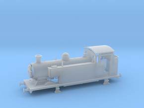 LB&SCR E2-X V2 - N-1:148 in Smooth Fine Detail Plastic