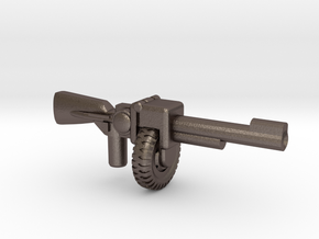 Steel-Belted Thompson Special  in Polished Bronzed Silver Steel: Small