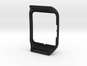 Sony Smartwatch 3 NATO 24mm adapter in Black Natural Versatile Plastic